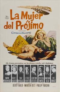 No Down Payment - 11 x 17 Movie Poster - French Style A