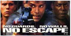 No Escape - 11 x 17 Movie Poster - Style B