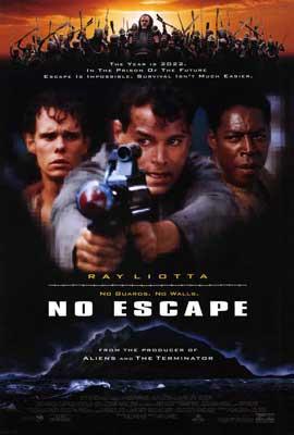 No Escape - 27 x 40 Movie Poster - Style A