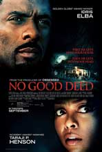 """No Good Deed"" Movie Poster"