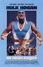 No Holds Barred - 11 x 17 Movie Poster - Style A
