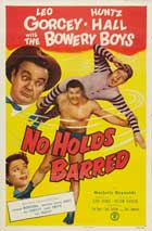 No Holds Barred - 11 x 17 Movie Poster - Style B