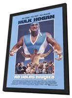 No Holds Barred - 11 x 17 Movie Poster - Style A - in Deluxe Wood Frame
