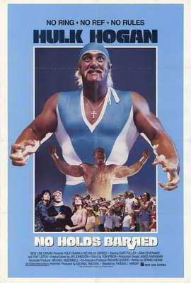 No Holds Barred - 27 x 40 Movie Poster - Style A