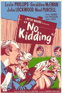 No Kidding - 11 x 17 Movie Poster - Style A
