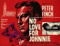 No Love for Johnnie - 11 x 14 Movie Poster - Style A