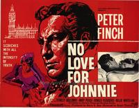 No Love for Johnnie - 22 x 28 Movie Poster - Half Sheet Style A