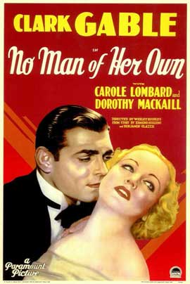 No Man of Her Own - 11 x 17 Movie Poster - Style B