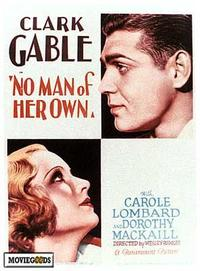 No Man of Her Own - 43 x 62 Movie Poster - Bus Shelter Style A