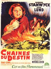No Man of Her Own - 11 x 17 Movie Poster - French Style A