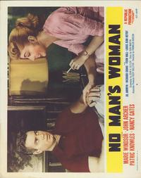No Man's Woman - 11 x 14 Movie Poster - Style A