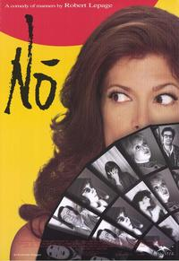 No - 11 x 17 Movie Poster - Style A