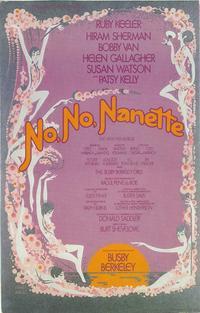No, No, Nanette (Broadway) - 11 x 17 Poster - Style A