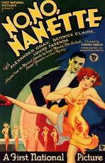 No No Nanette - 11 x 17 Movie Poster - Style A
