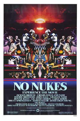 No Nukes - 27 x 40 Movie Poster - Style A