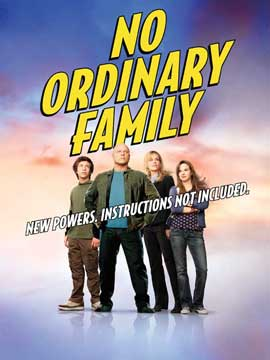 No Ordinary Family - 27 x 40 TV Poster - Style A