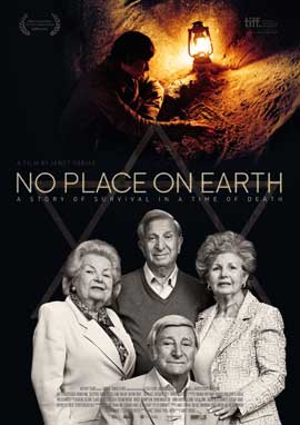 No Place on Earth - 11 x 17 Movie Poster - UK Style A