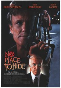 No Place to Hide - 11 x 17 Movie Poster - Style A