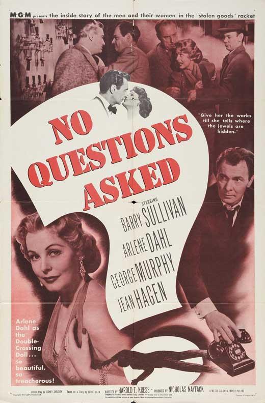 No Questions Asked movie
