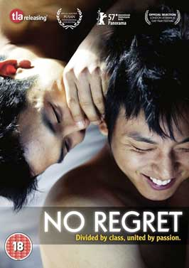 No Regret - 11 x 17 Movie Poster - UK Style A