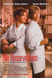 No Reservations - 43 x 62 Movie Poster - Bus Shelter Style A