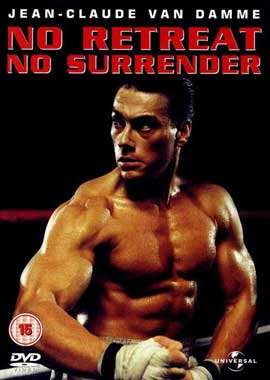 No Retreat, No Surrender - 11 x 17 Movie Poster - UK Style A
