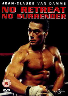 No Retreat, No Surrender - 27 x 40 Movie Poster - UK Style A