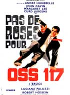 No Roses for OSS 117 - 11 x 17 Movie Poster - French Style A