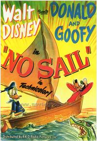 No Sail - 43 x 62 Movie Poster - Bus Shelter Style A