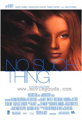 No Such Thing - 11 x 17 Movie Poster - Style A