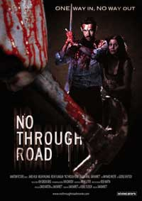 No Through Road - 30 x 40 Movie Poster UK - Style A
