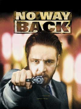 No Way Back - 11 x 17 Movie Poster - Style A