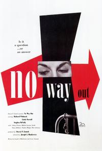 No Way Out - 27 x 40 Movie Poster - Style A