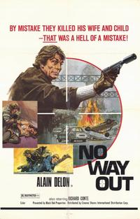 No Way Out - 11 x 17 Movie Poster - Style A