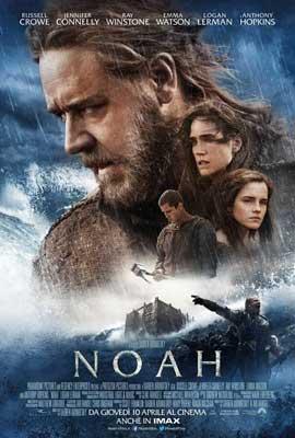 Noah - 11 x 17 Movie Poster - Italian Style A