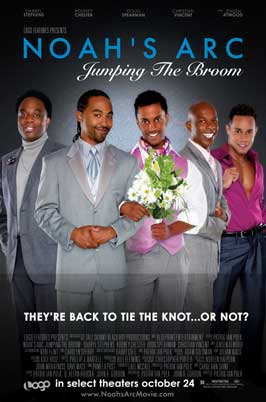 Noah's Arc: Jumping the Broom - 43 x 62 Movie Poster - Bus Shelter Style A