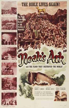Noah's Ark - 27 x 40 Movie Poster - Style B