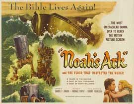 Noah's Ark - 22 x 28 Movie Poster - Half Sheet Style A