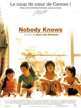Nobody Knows - 11 x 17 Movie Poster - French Style A