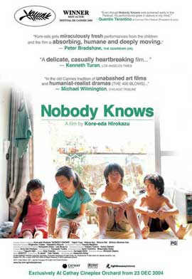 Nobody Knows - 11 x 17 Movie Poster - Style A