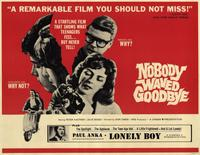 Nobody Waved Goodbye - 11 x 14 Movie Poster - Style A