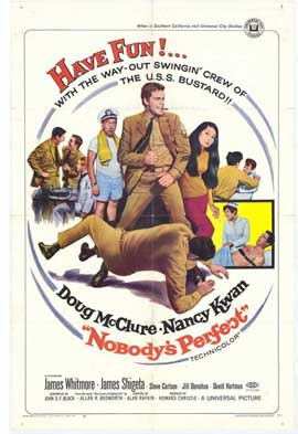 Nobodys Perfect - 11 x 17 Movie Poster - Style A