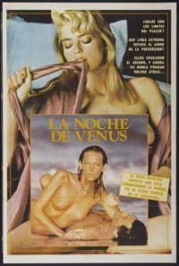 Noche de Venus, La - 43 x 62 Movie Poster - Bus Shelter Style A