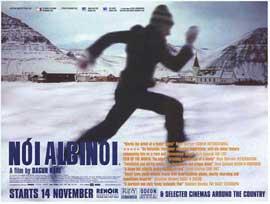 Noi Albinoi - 27 x 40 Movie Poster - Foreign - Style A
