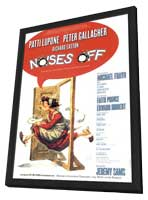Noises Off (Broadway) - 27 x 40 Poster - Style A - in Deluxe Wood Frame