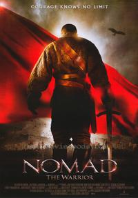Nomad: The Warrior - 11 x 17 Movie Poster - Style A