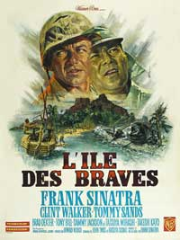 None But the Brave - 43 x 62 Movie Poster - French Style A