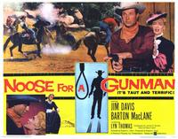 Noose for a Gunman - 11 x 14 Movie Poster - Style A