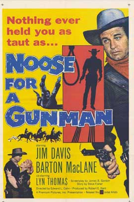 Noose for a Gunman - 11 x 17 Movie Poster - Style A