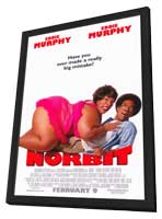 Norbit - 11 x 17 Movie Poster - Style A - in Deluxe Wood Frame